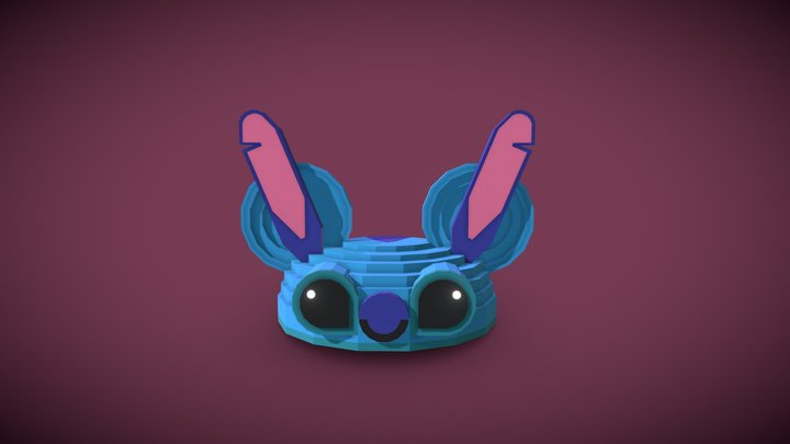 Stitch Ears Hat