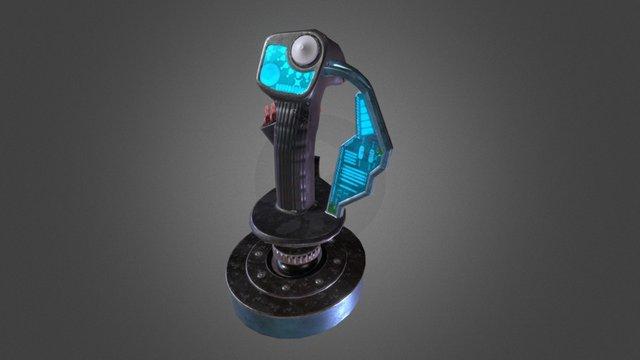 Joystick 3D Model