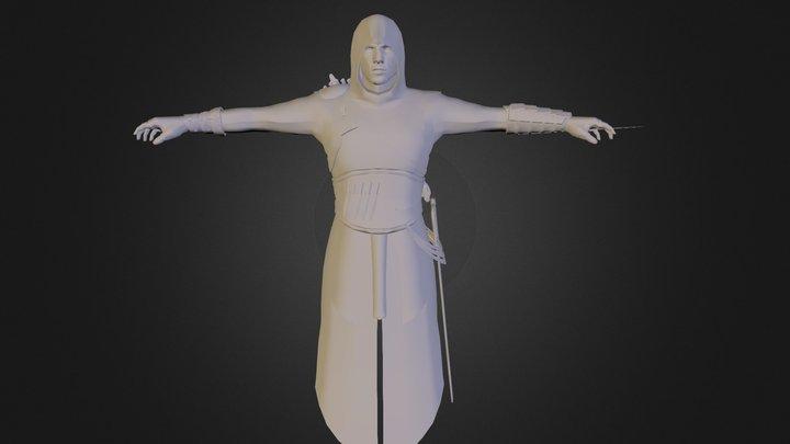 AS 3D Model