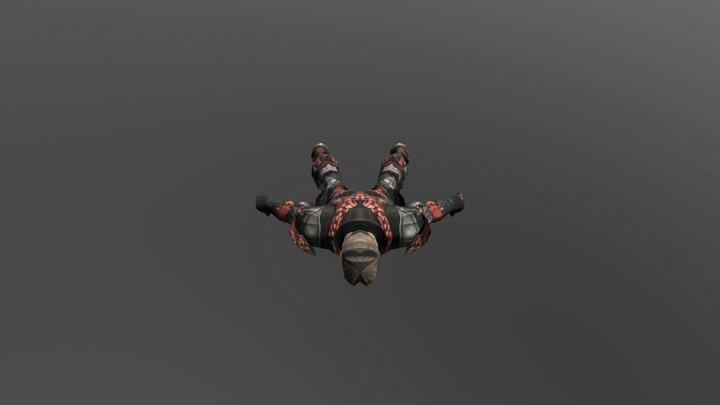 L2 Draco 3D Model