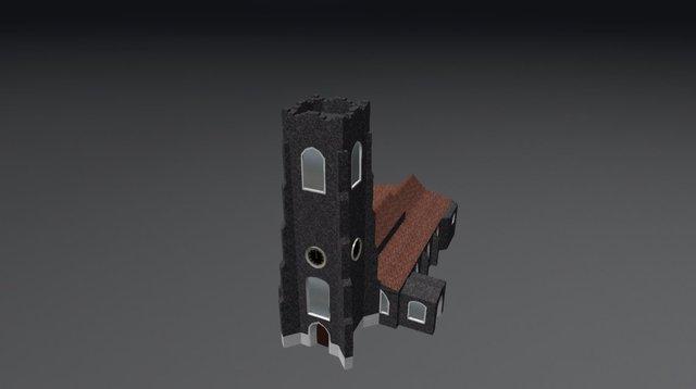 Churchill 3D Model