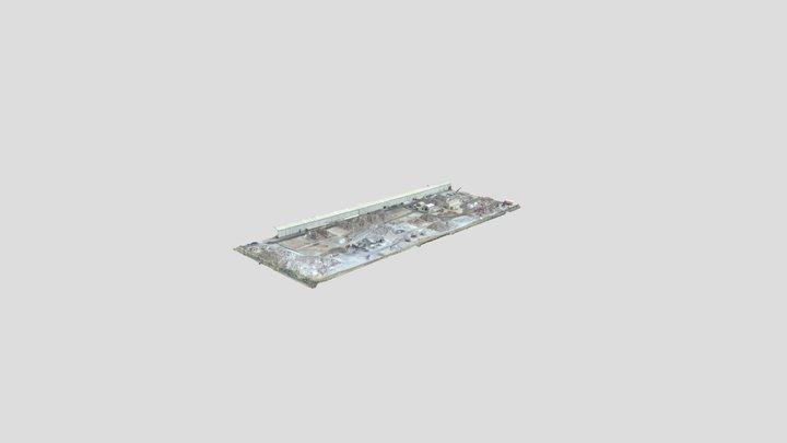 AcerBrag 31072020 3d Mesh Pilas 3D Model