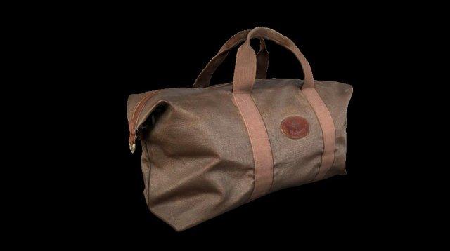 Holdall bag 3D Model