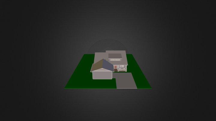 Habitat For Humanity 3D Model