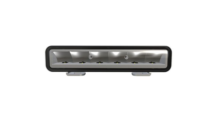 LIGHTBAR SX180-SP 3D Model