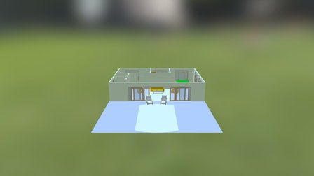 G&L House 3D Model