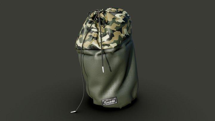 DaKine Military Bag 3D Model
