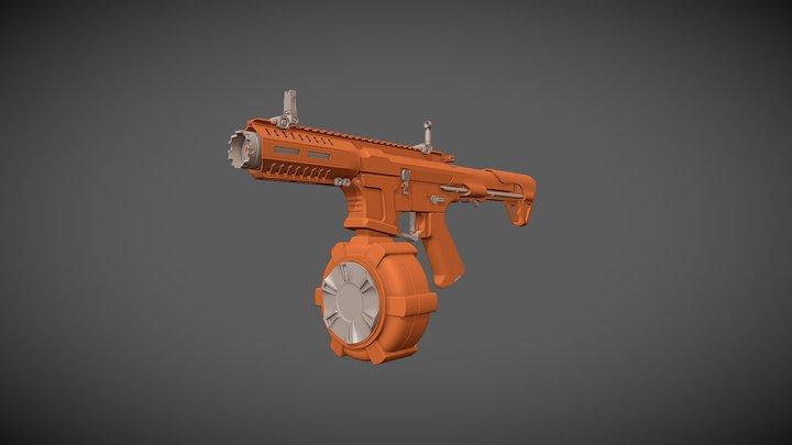 ARP9 3D Model