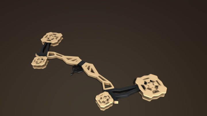 Mecha-Bow 3D Model