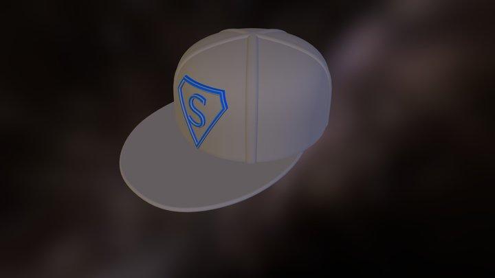 Baseball Cap Sample beta 3D Model