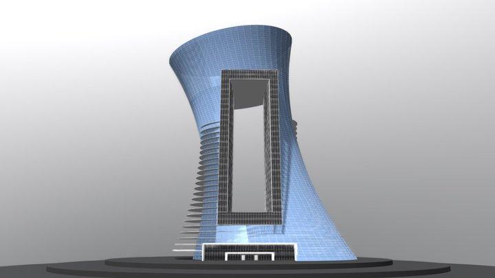ASKHUGH BUILDING 3D Model