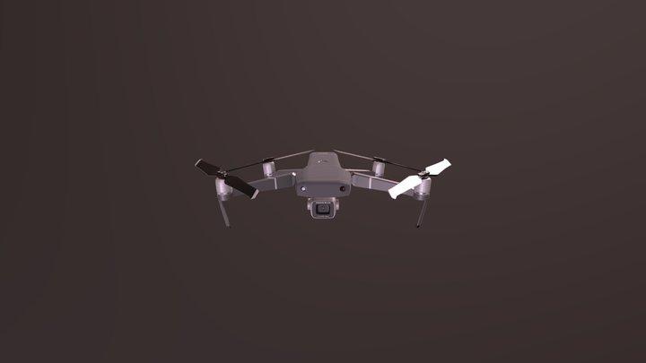 DJI Mavic 2 Pro 3D Model