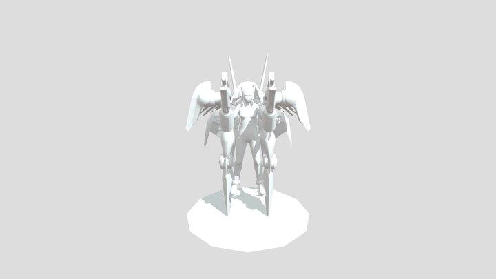 Skye Exoframe 3D Model