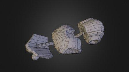 DIVERSE - Zero Torso/Head Test 3D Model