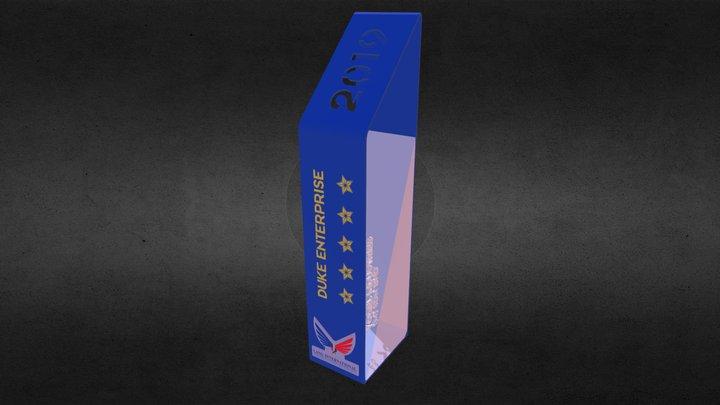 Langaward Rev02-03 3D Model