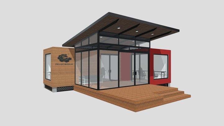 Office Type 2 3D Model