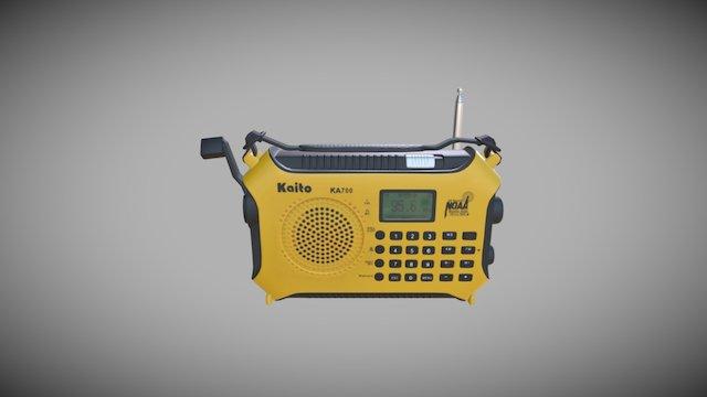 KA700 3D Model