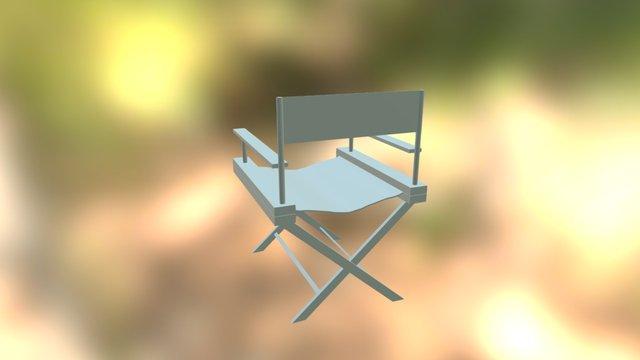 Silla Director 3D Model