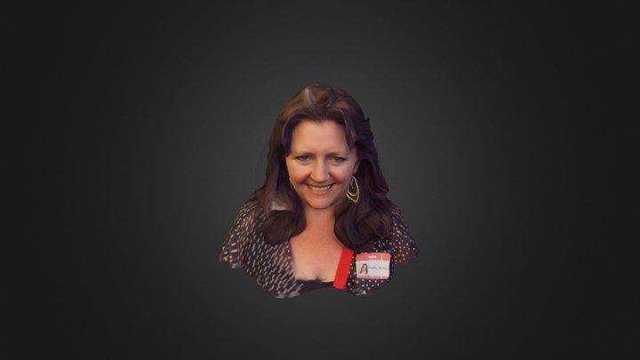 Kathy 3D Model