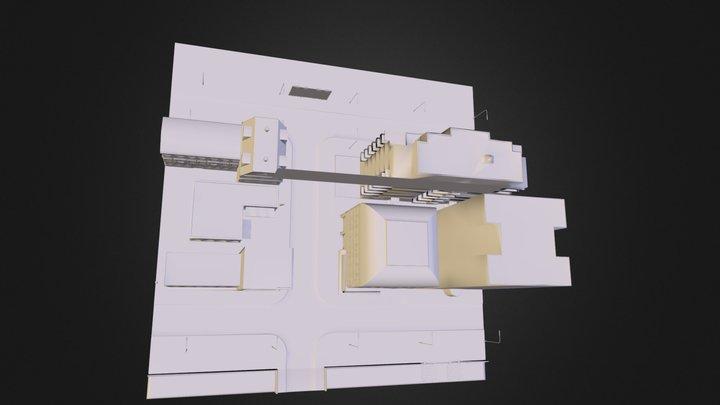 augmented_city.obj 3D Model