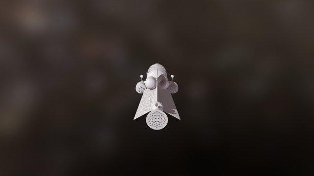 MGP-1 3D Model