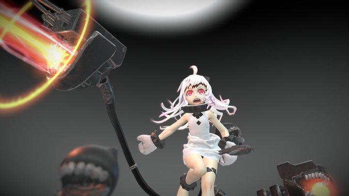 Northern Princess 3D Model