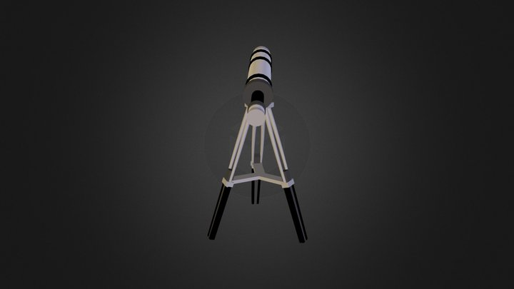 First 3D Enviornment 3D Model
