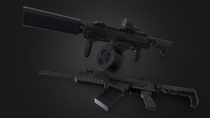 Fostech Origin 12 3D Model