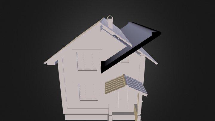 Cot01 3D Model
