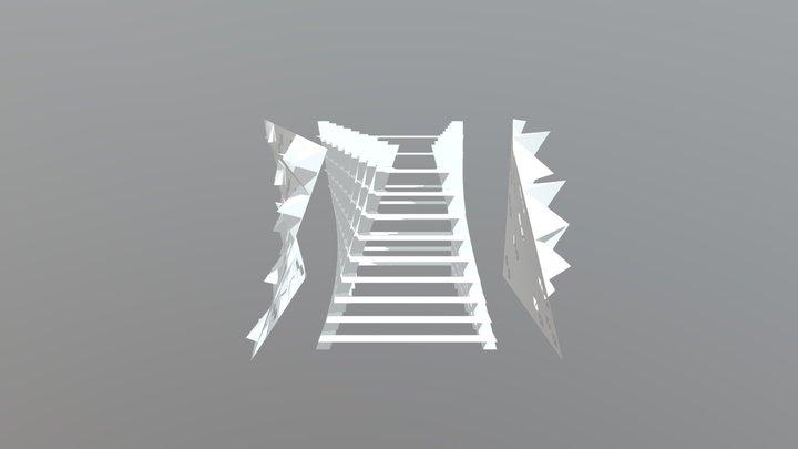 Exploded 3D Model