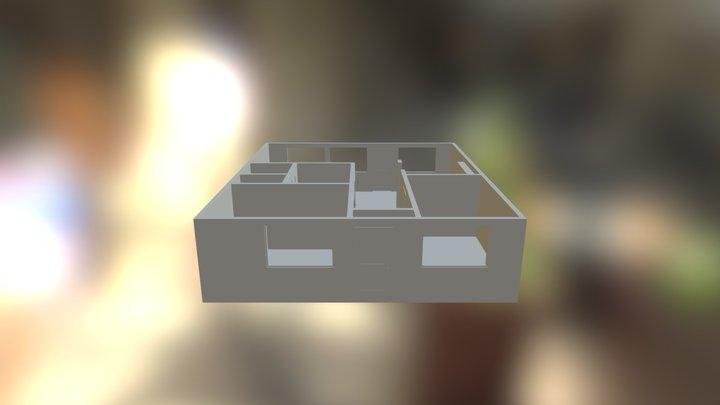 DEMOMALLI OBJ 3D Model