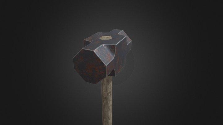 Survival Melee Weapon 1 3D Model