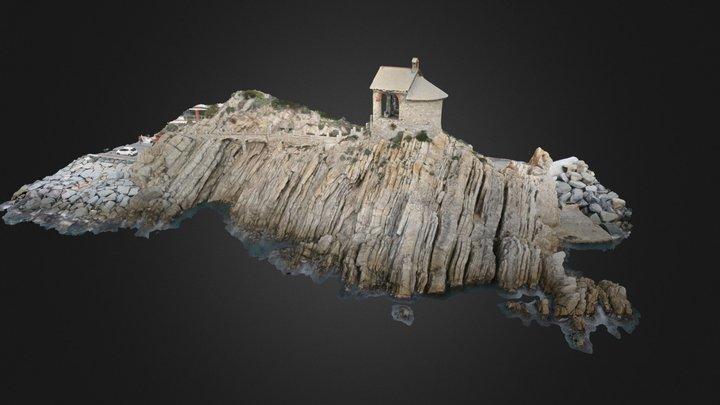 Alassio outcrop 3D Model