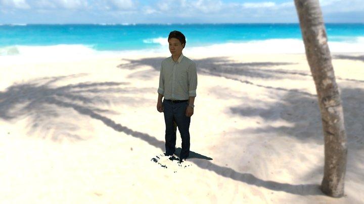 Kojima 3D Model