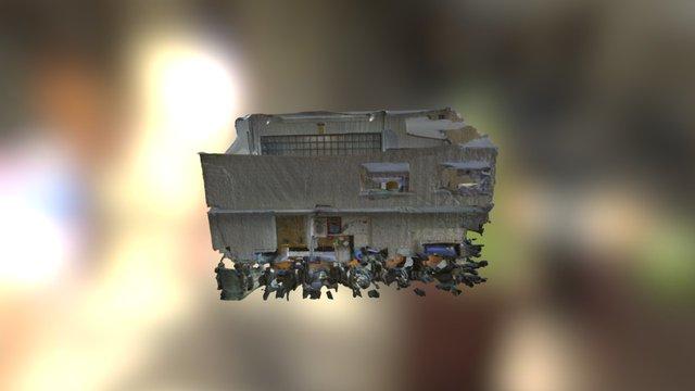 room S-9 3D Model