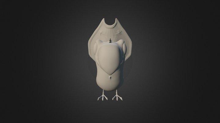 Loro Pirata 3D Model