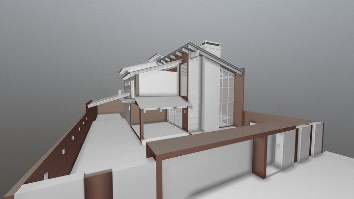 Residência Y 3D Model