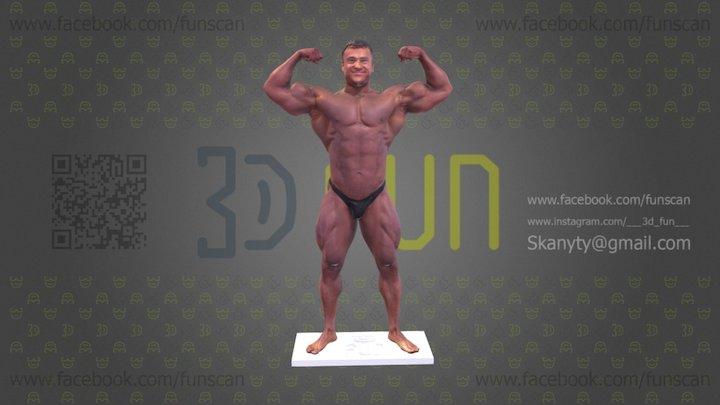 1270 Scan 172 3D Model