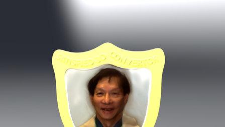 badge 3D Model