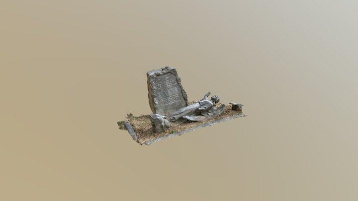 Fallen Angel2 3D Model