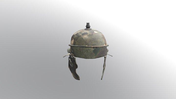 Legionary Helmet 3D Model
