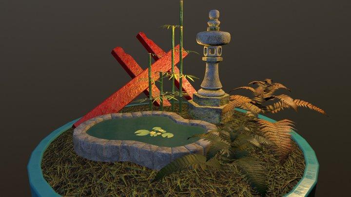 University Work - Environment 3D Model