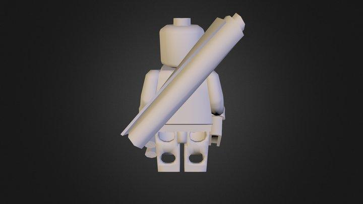 body2 3D Model