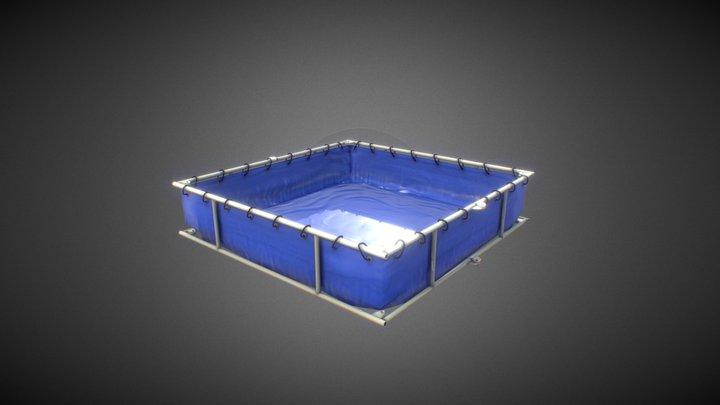 Decon Pool 3D Model