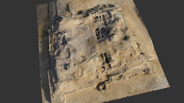 Citaldel (Husn) at Al Baleed 2009 3D Model