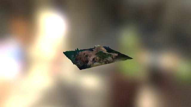 MERRI ISLAND 3D AWB 3D Model