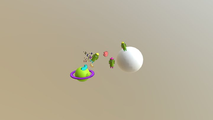3D Model Nazım's Drawing 3D Model