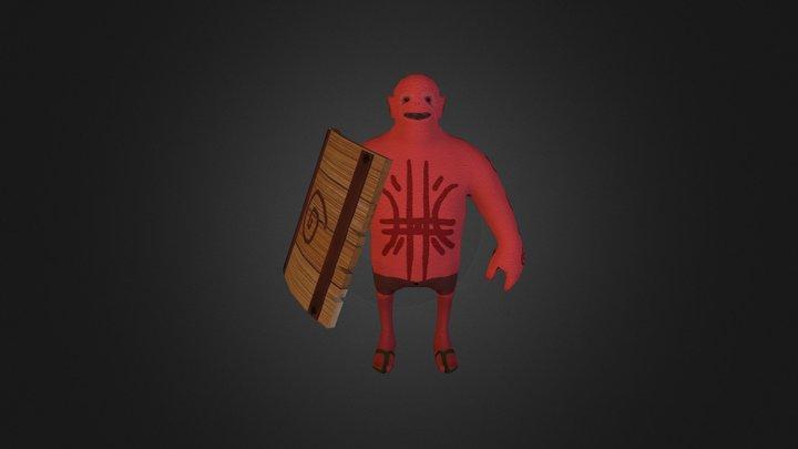 Character Assignment 3D Model