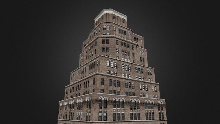 Greeley Square Building 3D Model