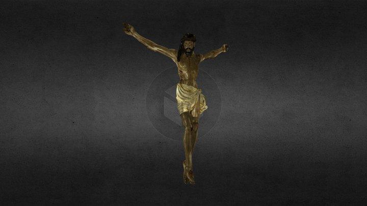 Cristo MIsericordia 3D Model